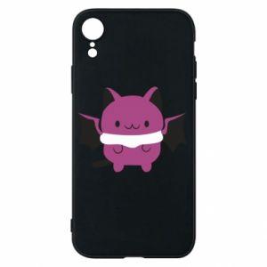 Phone case for iPhone XR Batсat - PrintSalon