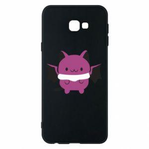 Phone case for Samsung J4 Plus 2018 Batсat - PrintSalon