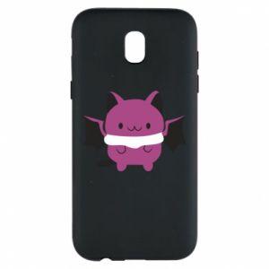 Phone case for Samsung J5 2017 Batсat - PrintSalon