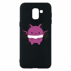 Phone case for Samsung J6 Batсat - PrintSalon