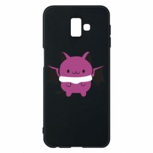 Phone case for Samsung J6 Plus 2018 Batсat - PrintSalon