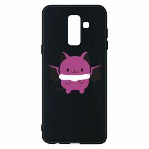 Phone case for Samsung A6+ 2018 Batсat - PrintSalon
