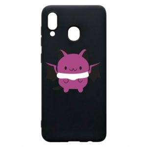 Phone case for Samsung A20 Batсat - PrintSalon