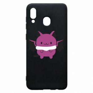 Phone case for Samsung A30 Batсat - PrintSalon