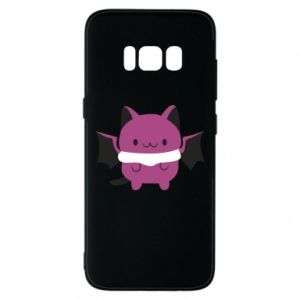 Phone case for Samsung S8 Batсat - PrintSalon