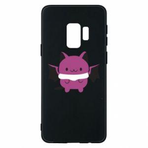 Phone case for Samsung S9 Batсat - PrintSalon
