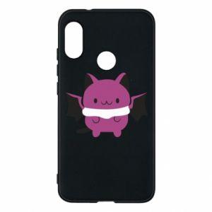Phone case for Mi A2 Lite Batсat - PrintSalon