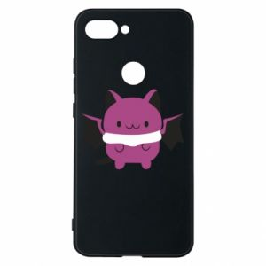 Phone case for Xiaomi Mi8 Lite Batсat - PrintSalon