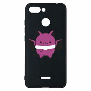 Phone case for Xiaomi Redmi 6 Batсat - PrintSalon