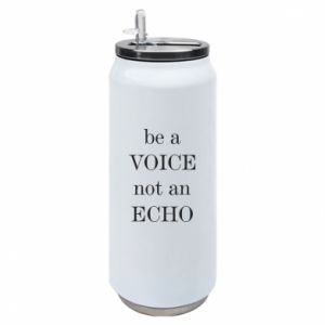 Thermal bank Be a voice not an echo