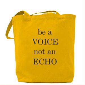 Torba Be a voice not an echo