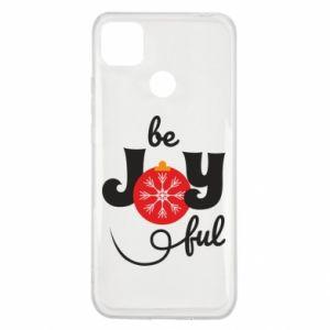 Etui na Xiaomi Redmi 9c Be joyful