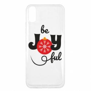 Etui na Xiaomi Redmi 9a Be joyful