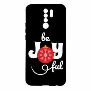 Etui na Xiaomi Redmi 9 Be joyful