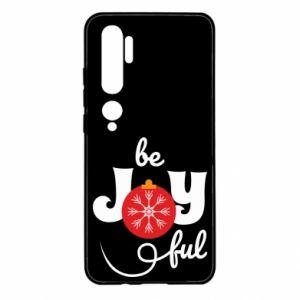 Etui na Xiaomi Mi Note 10 Be joyful