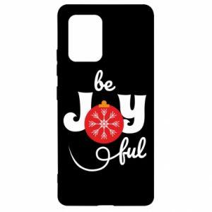 Etui na Samsung S10 Lite Be joyful
