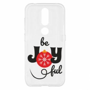 Etui na Nokia 4.2 Be joyful