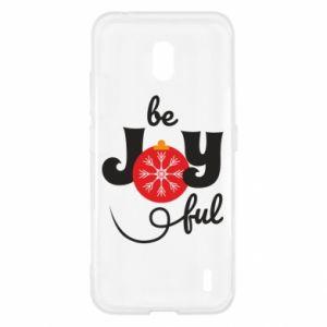 Etui na Nokia 2.2 Be joyful