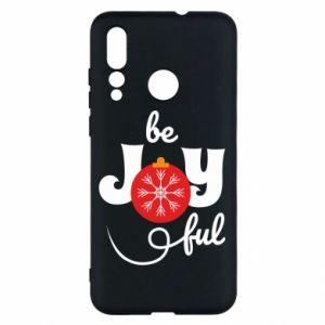 Etui na Huawei Nova 4 Be joyful