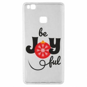 Etui na Huawei P9 Lite Be joyful