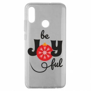 Etui na Huawei Honor 10 Lite Be joyful