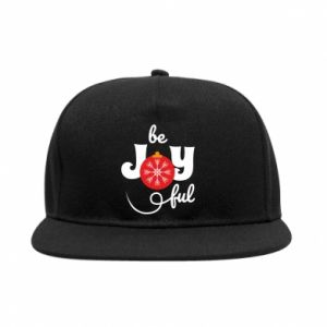 SnapBack Be joyful