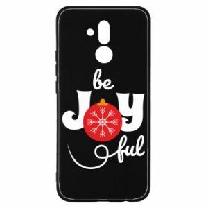 Etui na Huawei Mate 20 Lite Be joyful