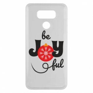 Etui na LG G6 Be joyful