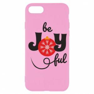 Etui na iPhone SE 2020 Be joyful
