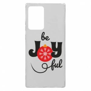 Etui na Samsung Note 20 Ultra Be joyful