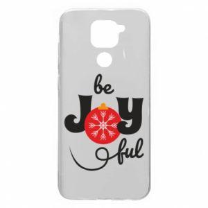 Etui na Xiaomi Redmi Note 9/Redmi 10X Be joyful