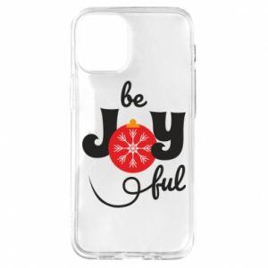 Etui na iPhone 12 Mini Be joyful