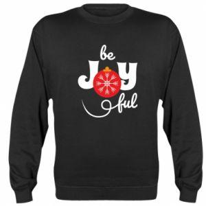 Bluza Be joyful