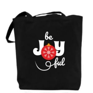Bag Be joyful