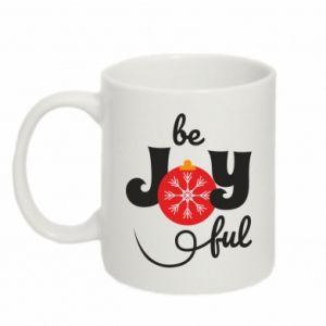 Kubek 330ml Be joyful