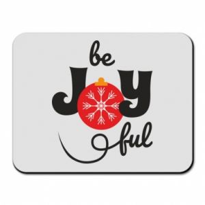 Mouse pad Be joyful