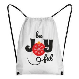 Plecak-worek Be joyful