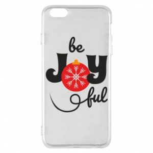 Etui na iPhone 6 Plus/6S Plus Be joyful