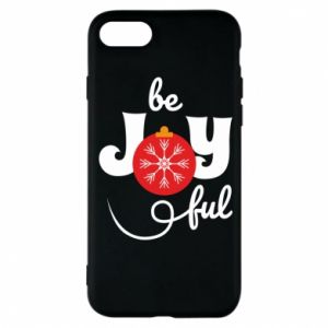 Etui na iPhone 8 Be joyful