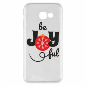 Phone case for Samsung A5 2017 Be joyful