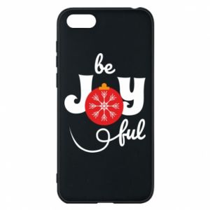 Phone case for Huawei Y5 2018 Be joyful