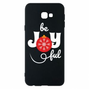 Phone case for Samsung J4 Plus 2018 Be joyful