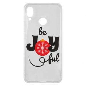 Etui na Huawei P Smart Plus Be joyful