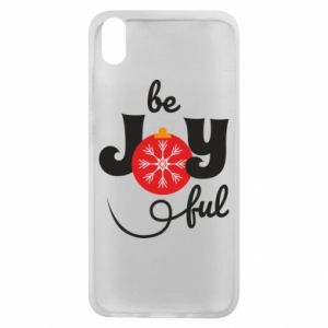 Phone case for Xiaomi Redmi 7A Be joyful