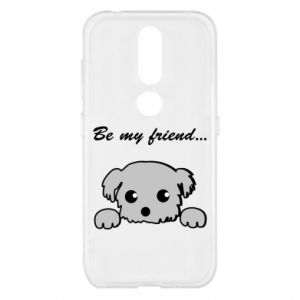 Nokia 4.2 Case Be my friend