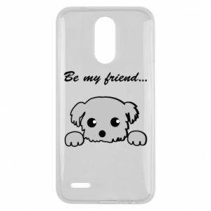 Lg K10 2017 Case Be my friend