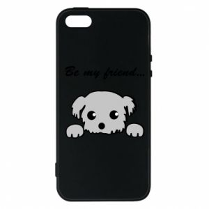 Etui na iPhone 5/5S/SE Be my friend