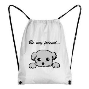 Backpack-bag Be my friend