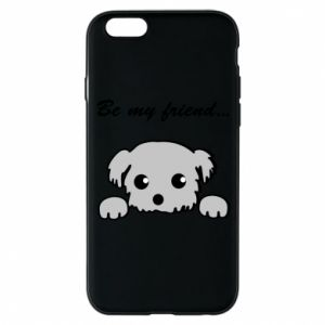 Etui na iPhone 6/6S Be my friend