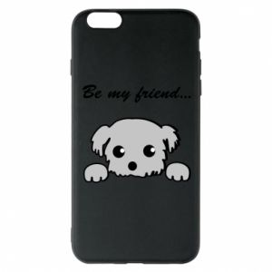 Etui na iPhone 6 Plus/6S Plus Be my friend